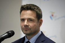 Rafał Trzaskowski zajął drugie miejsce w nowym sondażu.