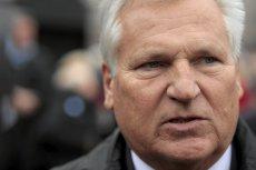 Aleksander Kwaśniewski nie wierzy w powodzenie Koalicji Europejskiej.