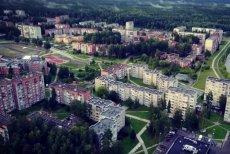 Atomowe miasto. Wisaginia na Litwie.