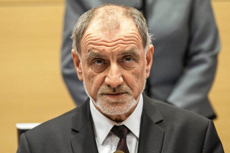 Prof. Jan Tadeusz Duda, ojciec prezydenta oraz m.in. radny sejmiku województwa małopolskiego.