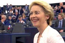 Ursula von der Leyen została przewodniczącą Komisji Europejskiej.