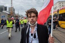 Michał Kołodziejczak zapowiada kolejne działania Agrounii z tzw. strajkiem przedsiębiorców.