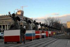 Syrenki stojące przed Pałacem Kultury i Nauki zostały przekazane Fundacji WOŚP