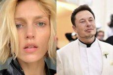 Anja Rubik skrytykowała Elona Muska i jego rakietę Falcon 9.