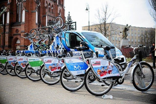 W przyszłym roku na ulicach pojawiąsię zupełnie nowe rowery.