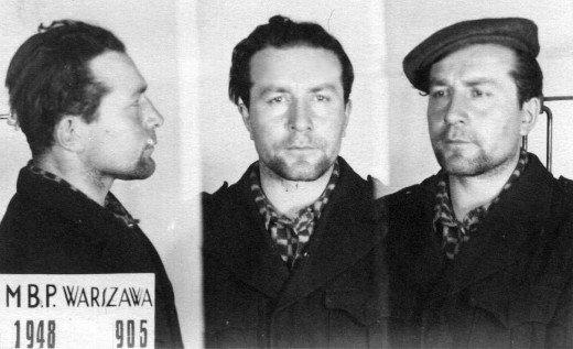 Wielu partyzantów trafiło po wojnie do więzień.