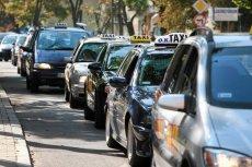 8 kwietnia odbędzie się protest taksówkarzy w Warszawie.