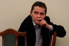 """Cezary Gmyz, autor tekstu o trotylu na wraku Tupolewa zostałzwolniony z """"Rzeczpospolitej""""."""