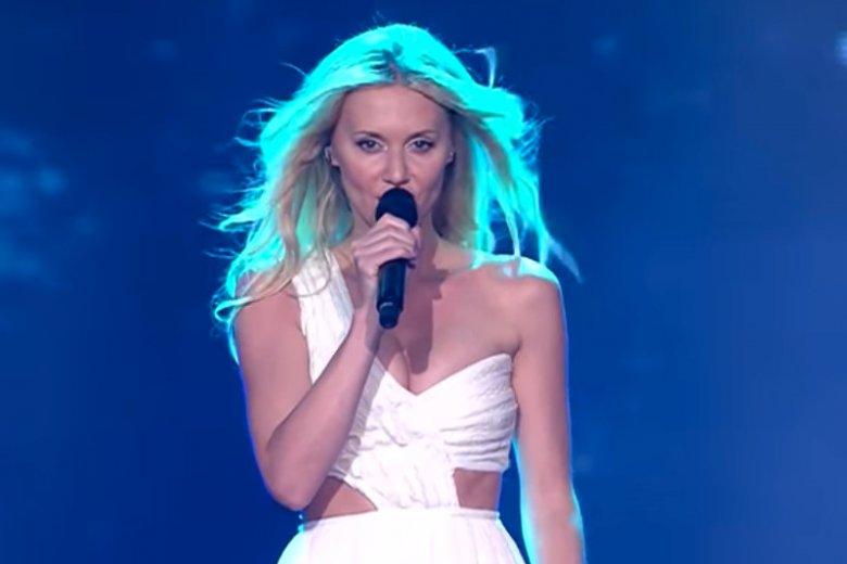 Kasia Moś i jej fani liczyli na znacznie lepsze miejsce w konkursie.