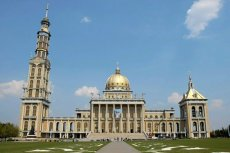 Pracownicy Banku Pocztowego dostali zaproszenie na mszę do Lichenia.