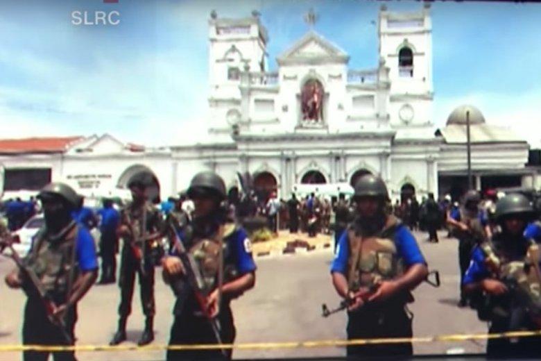 Rząd Sri Lanki ujawnił, że zamachami na Sri Lance ma stać nieznana islamska organizacja, o której do tej pory było głośno z powodu niszczenia posągów Buddy w 2018 r.