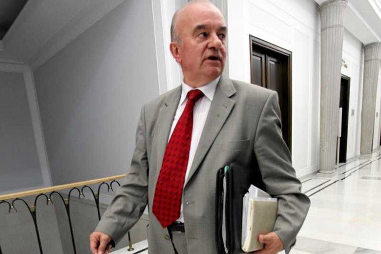 Stanisław Kalemba, nowy minister rolnictwa z ramienia PSL
