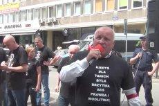 Piotr Nowak, znany ze spalenia kukły Żyda we Wrocławiu, towarzyszył Jackowi Międlarowi do Londynu, teraz zakłada partię nacjonalistyczną.