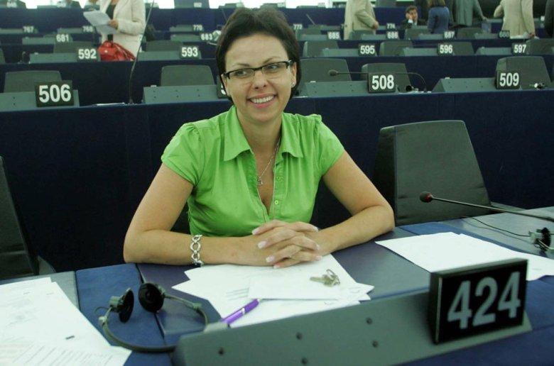EuroposełMałgorzata Handzlik