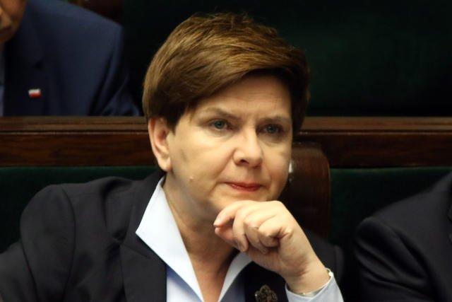 Premier Beata Szydło ma zamiar przekazać opinię Komisji Weneckiej do Sejmu.
