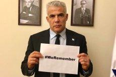 Izraelski polityk już wcześniej wypowiadał się na temat współodpowiedzialności Polaków za Holokaust.