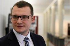 """Polityk PiS wystąpił w programie """"Woronicza 17"""" w TVP."""