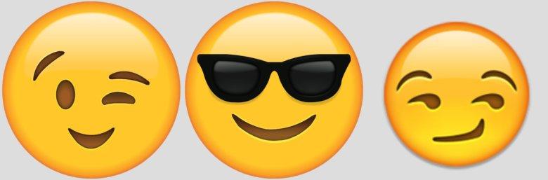 Emoji starter pack dla podrywacza XXI wieku