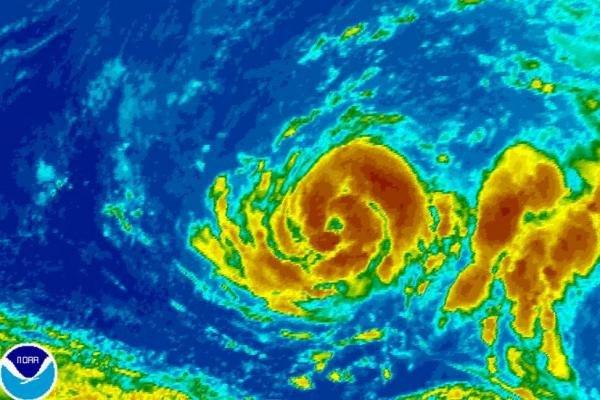 Prognoza pogody na najbliższe dni. Nadciąga huragan Ophelia