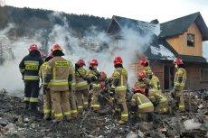 Do tej pory w gruzowisku po wybuchu w Szczyrku odnaleziono cała 8 osób.