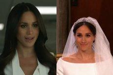 Meghan Markle - czy to na planie serialu czy podczas Royal Wedding - zawsze wygląda świetnie. Niektóre kosmetyki są w zasięgu każdej z nas