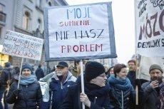 W sondażu Kantar poparcie dla prawa do aborcji zadeklarowało 58 proc. Polaków.