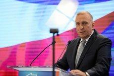 Grzegorz Schetyna skomentował wynik wyborczy Koalicji Obywatelskiej.