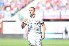 Legia odpada z Ligi Europy po przegranej z F91 Dudelange.