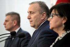 I Izabela Leszczyna, i Bartosz Arłukowicz mieli być uczestnikami spotkania nt. usunięcia Grzegorza Schetyny ze stanowiska szefa PO.