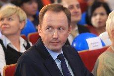 Arkadiusz Litwiński, niegdyś polityk PO, zaskoczyłswoim startem w wyborach z list PiS.