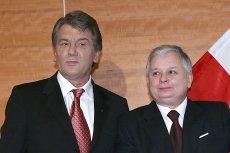 Wiktor Juszczenko w rozmowie z RMF FM bronił UPA.