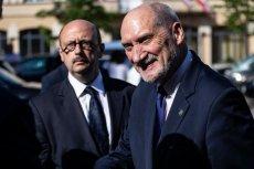 Antoni Macierewicz zaprzeczył doniesieniom RMF FM, że brał udział w czwartkowej kolizji.