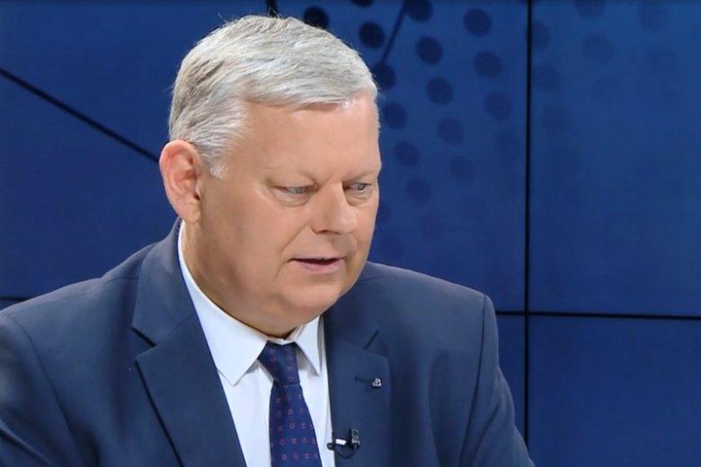 Marek Suski tłumaczy, że przewidziane w ustawie powołanie samorządu dziennikarskiego będzie tylko.... propozycją.