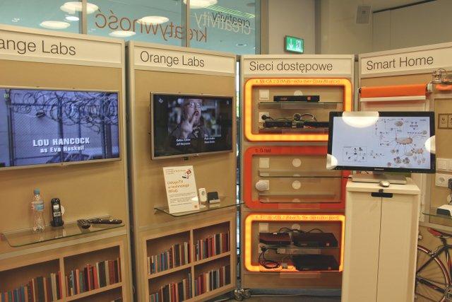 Podczas dnia Innovative Technology zaprezentowano nowatorskie rozwiązania technologiczne.