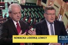 Adam Szejnfeld podpadł komentatorom zajmując się fryzurą Barbary Nowackiej, a nie programem, który przedstawiła.