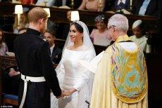 Księżna Diana była obecna na ślubie księcia Harry'ego w wielu gestach.