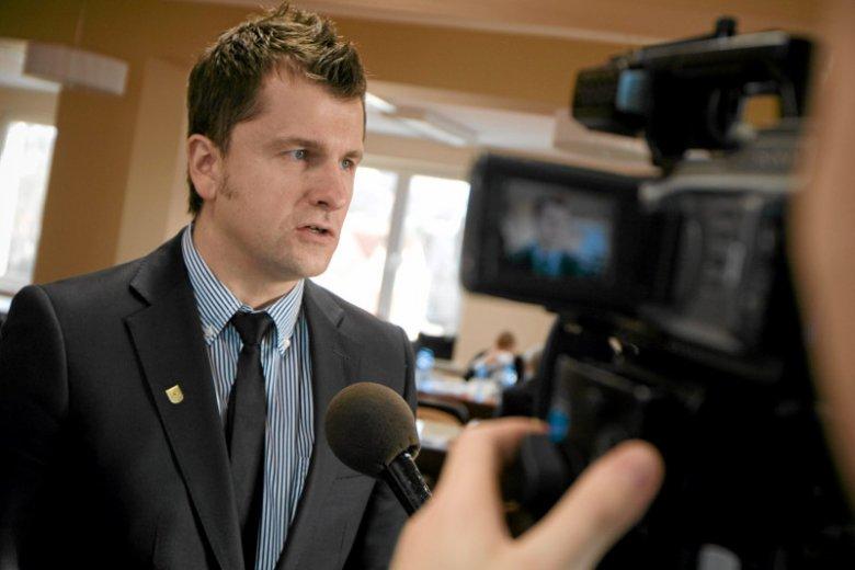 Poseł Porozumienia Artur Zasada jest wnioskodawcą nowelizacji ordynacji do Parlamentu Europejskiego