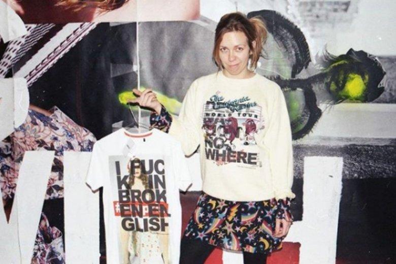Areta Szpura współpracuje pryz projekcie Surplus, który daje starym ciuchom nowe życie i udowadnia, że moda to nie tylko trendy, ale również przesłanie.