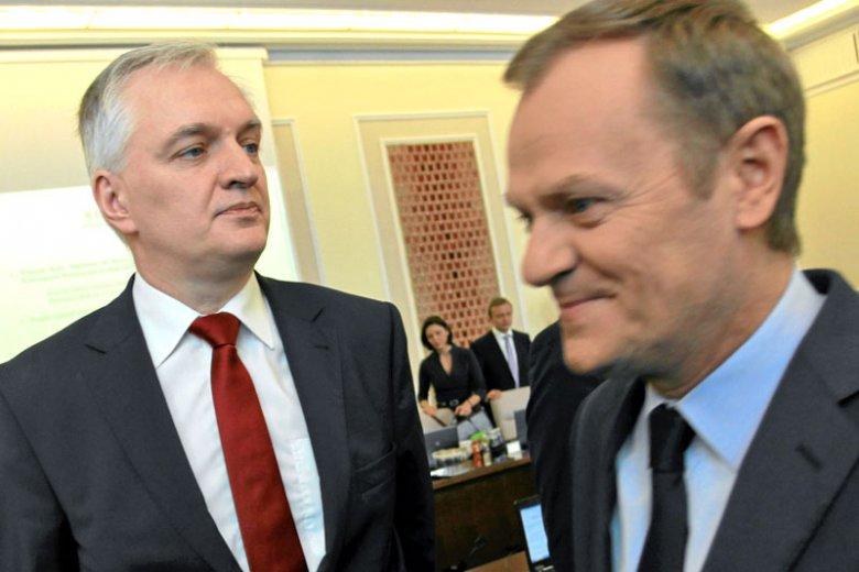 Jarosław Gowin nie ma szans z Donaldem Tuskiem - przyznaje nawet jego przyjaciel, Rafał Dutkiewicz.
