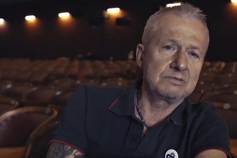 Bogusław Linda wziął udział w Kampanii Przeciw Homofobii.