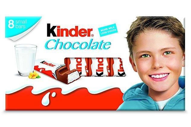 Josh Bateson w wieku 10 lat wystąpił w reklamie Kinder Chocolate. Dziś zmienił się nie do poznania.