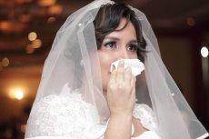 Czy w dniu ślubu warto nie przypominać samej siebie?