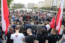 Spotkanie Krzysztofa Bosaka z wyborcami w Poznaniu.