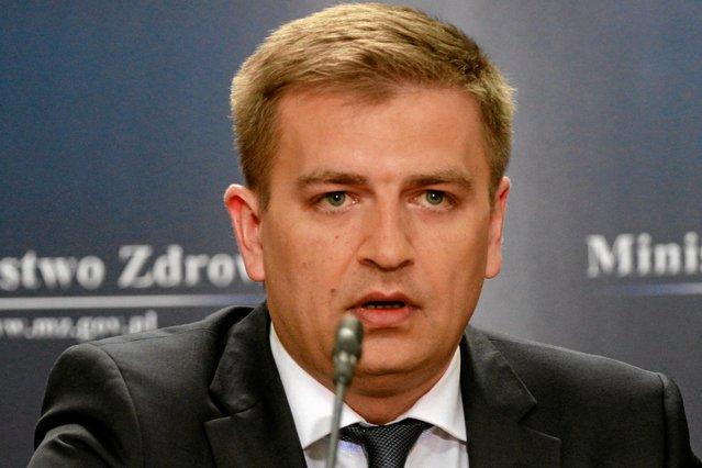 Lekarze oskarżają Bartosza Arłukowicza o mobbing.