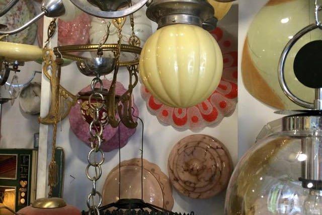 W sprzedaży mają się pojawić piękne unikatowe lampy..