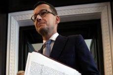 Paweł Chorąży ma stracić stanowisko wiceministra po wypowiedziach o polityce imigracyjnej.