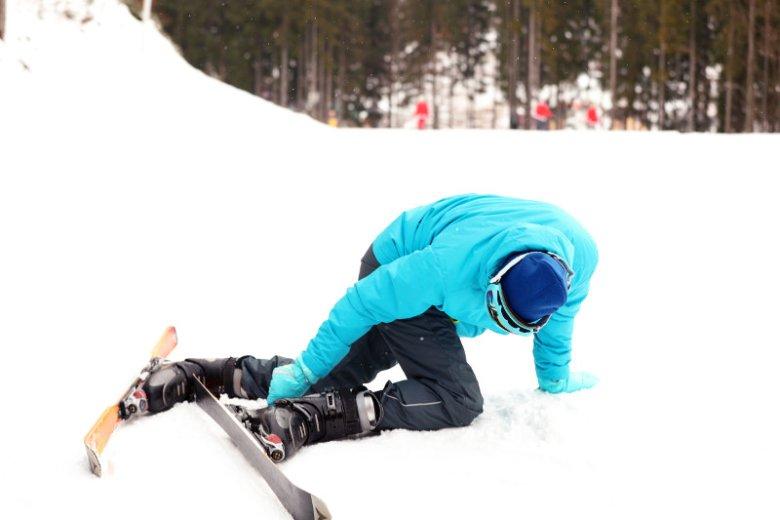 Typowa polisa narciarska ochroną ubezpieczeniową obejmuje m.in. ubezpieczenie od następstw nieszczęśliwych wypadków (NNW)