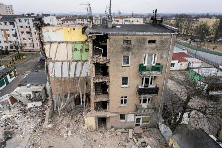 Tomasz J., podejrzanie o dokonanie wybuchu kamienicy w Poznaniu, usłyszał zarzuty.
