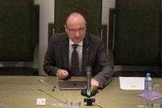 Aleksander Stępkowski, pełniący obowiązki I prezesa Sądu Najwyższego. Zgromadzenie Ogólne SN wybrało pięciu kandydatów na pierwszego prezesa SN.