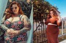 """Tess Holliday waży prawie 140 kilogramów i właśnie pojawiła się na okładce """"Cosmopolitan"""". Internauci są wściekli."""